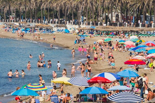 5 ways to keep cool during summer on the Costa del Sol