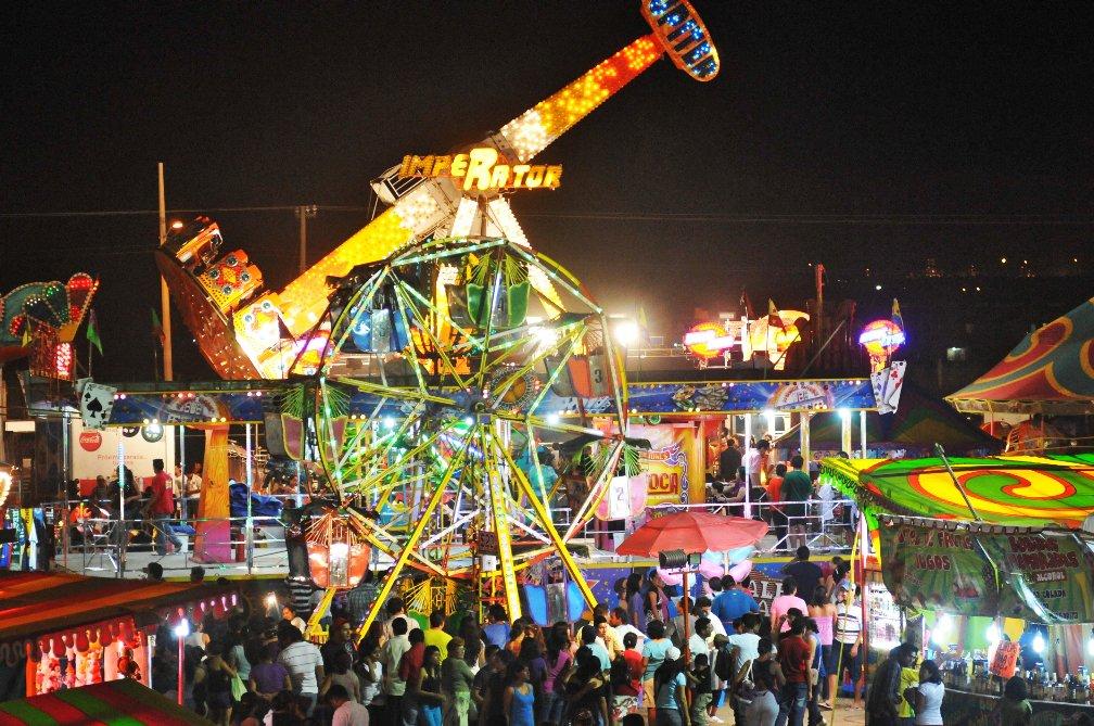 Fuengirola Feria – October, 2018